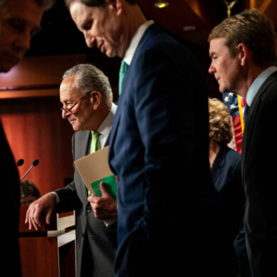 Senate Democrats Aim To Protect Child Tax Credit In Case Of 2022 GOP Takeover