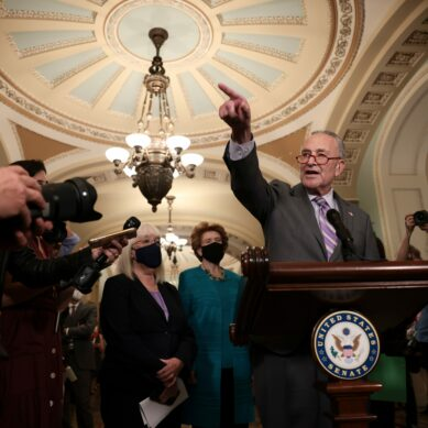 Senate passes deal to raise debt ceiling into December, sending measure to House