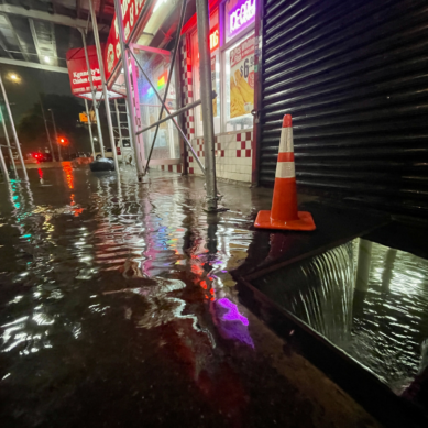 One-fourth of US infrastructure is at risk of flooding amid 'changing environment,' report says
