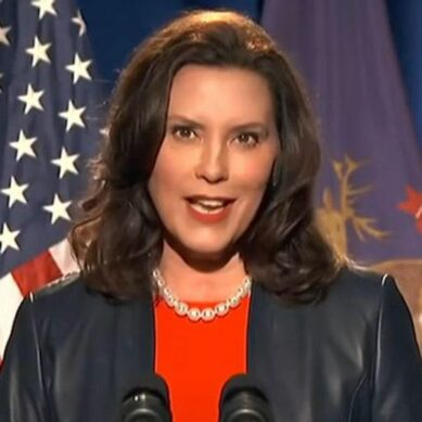 Michigan's Whitmer vetoes bills part of nationwide right-wing effort to restrict voting after Trump's 2020 loss