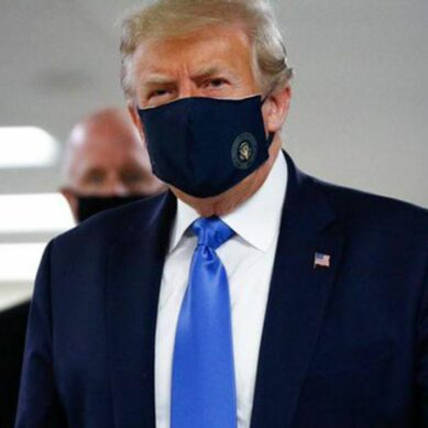 Trump admits he may not run in 2024 for 'health' reasons