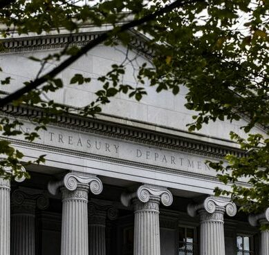 U.S. Budget Deficit Ends Fiscal Year Below Prior Year's Record Level