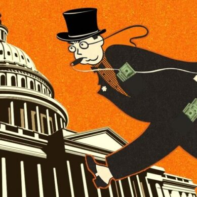 Dems Eye Historic Shift To Taxing Wealth, Not Just Income